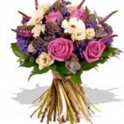 Flowers ורדים וגרברות
