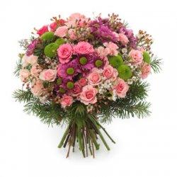 Flowers אהבה ורודה