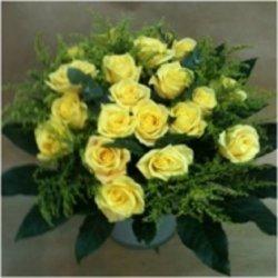 זר פרחים זר ורדים