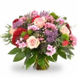 Flowers אהבה בפסטל
