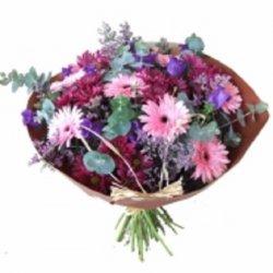 Flowers ורוד סגול