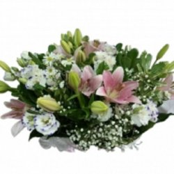 Flowers סגול ורוד