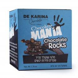 מאניה רוקס- שברי שוקולד מריר עם פירות יבשים