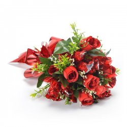 Flowers בוקה באדום