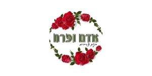 אדם ופרח - עכו