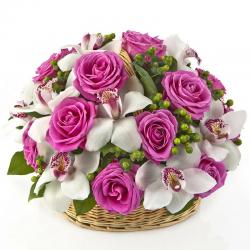 Flowers סחלבים וורדים