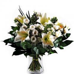 Flowers מנטור בלבן