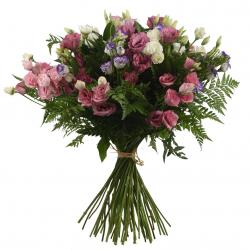 זר פרחים - ליזי טיזי