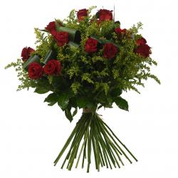 זר פרחים - ורדי אהבה