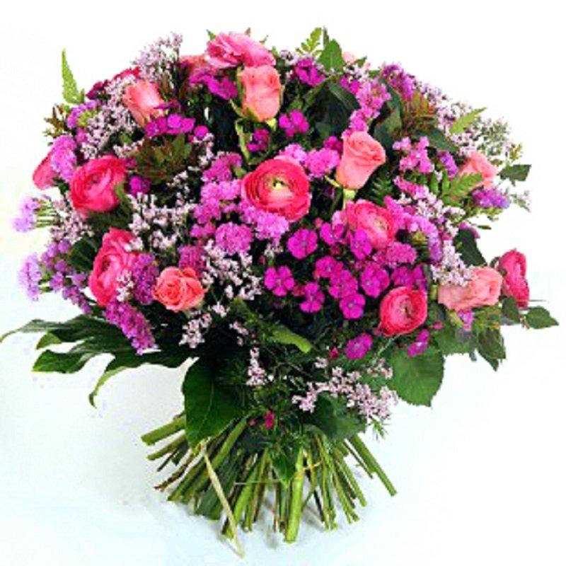 זר פרחים אוסף של חלומות