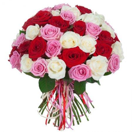 זר ורדים מוסקבה