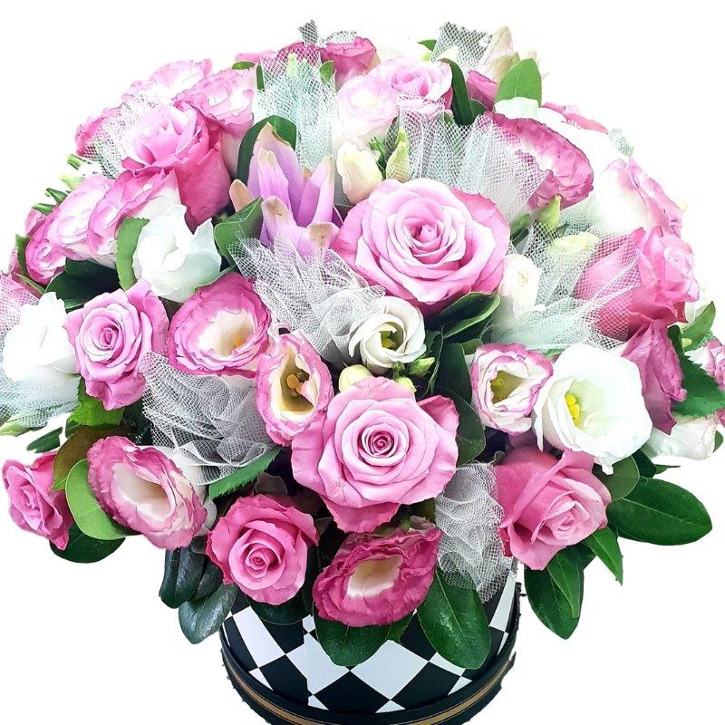 Flower box דבי ורדרדה