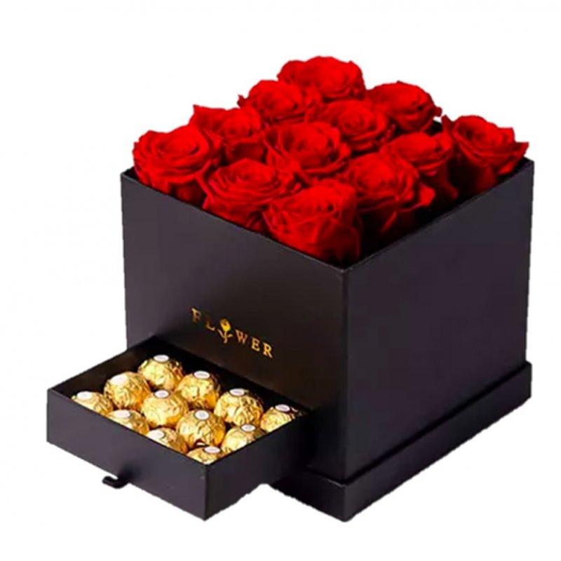 ורדים בקופסה ניו דלהי