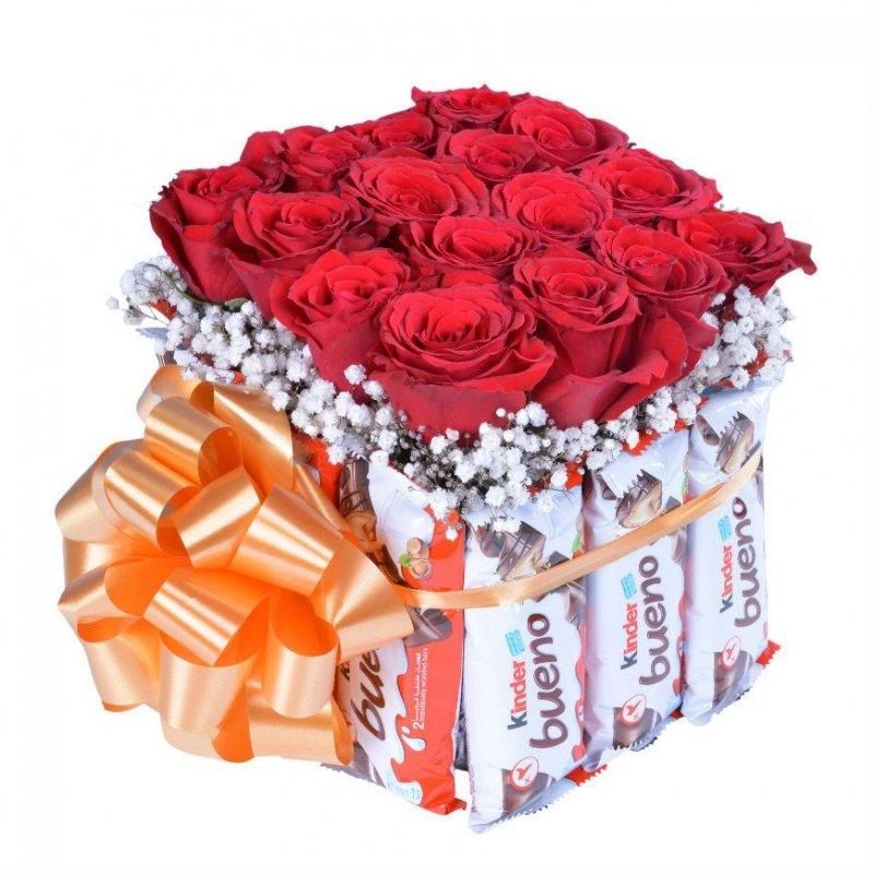 ורדים בקופסה אוהיו