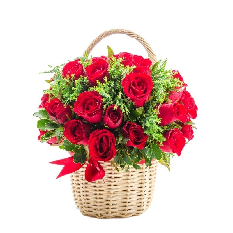 סל ורדים